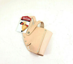 McGuire-Nicholas 86-S Right-Handed Leather Cordless Drill Holster