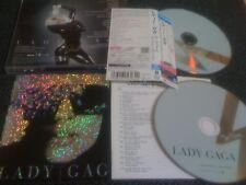 LADY GAGA / the fame /JAPAN LTD CD&DVD OBI
