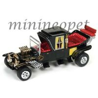 JOHNNY LIGHTNING JLSS002 THE MUNSTERS BARRIS KOACH 1/64 DIECAST BLACK