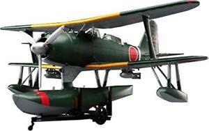 "Hasegawa 1/48 Mitsubishi F1M2 Type Zero Seaplane Pete"" Model 11 (New Tooling)"""