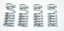 Revo 3.3, Dual Rate Silver Plated Shock Springs full set of 4