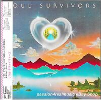 Soul Survivors 2008 Sony BMG Japan MLPS Reissue Remastered CD EICP-920 RARE