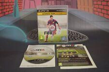 Fifa 15 Ultimate Team Edition (Playstation 3 PS3 2014) Completo en caja