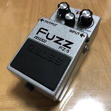 BOSS FZ-5 FUZZ guitar effect pedal COSM PSA model