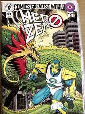 HERO ZERO September 1993 Week 2 ed. IMAGE Comics [G.166]