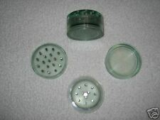 See Through Acrylic Herb Grinder With Stash