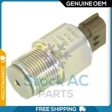 New DENSO OEM Fuel Rail Pressure Sensor for Hitachi, Isuzu.. - OE# 499000-6160