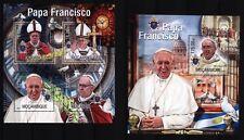 Mosambik Mozambique 2013 - Papst Franziskus - Petersdom Tauben - Papa Francisco