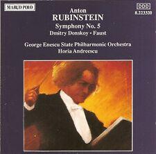 Rubinstein - Symphony No.5 • Faust • Dmitry Donskoy, Overture