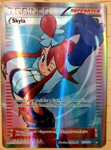 Pokemon Breakpoint 'Skyla' HOLO Trainer - VLP - 122/122