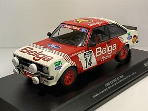 Minichamps 155838714 Ford Escort RS 1800 Droogmanns Joosten Rally 1983 1:18