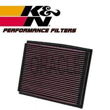 K&N AIR FILTER 33-2209 FOR AUDI A4 CONVERTIBLE 2.0 TFSI 16V 200 2006-09