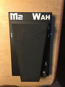 MORLEY M2 Wah Effects Pedal - Boxed