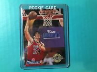 TOM GUGLIOTTA 1992-93 SKYBOX ROOKIE CARD #405 BULLETS