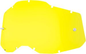 NEW 100% Accuri 2/Racecraft 2/Strata 2 Goggle Lens
