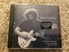 Jerry Garcia Band Don't Let Go 5/21/1976 San Francisco CA 2 CD JGB Grateful Dead