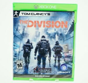 Tom Clancy's The Division Includes Hazmat Gear Set: Xbox One [Brand New]
