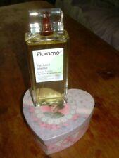 Parfum neuf Florame Bio Patchouli intense 100 ml neuf Sain Rémy de Provence