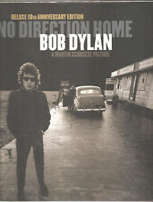 """Bob Dylan """"No Direction Home"""" Deluxe 10th Anniversary Edition box sealed 2dvd/br"""