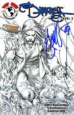 THE DARKNESS LEVEL 3 LIMITED EDITION SIGNED ERIC BASALDUA & MARC SILVESTRI