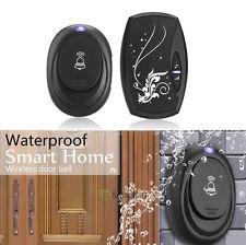 36 Songs Wireless Receiver Remote Control 100M Waterproof Doorbell Door Bell New