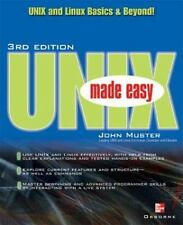 Unix Made Easy by John Muster (2002, Paperback)