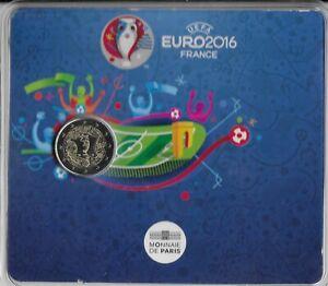 COINCARD 2 EUROS UEFA EURO 2016