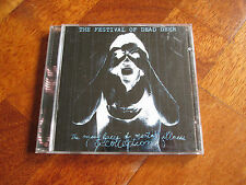 THE FESTIVAL OF DEAD DEER The Many Faces Of Mental CD AIDS WOLF GET HUSTLE NO LP