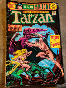 Tarzan Comic #238 (DC Jun 1975) Book Length Feature G 2.0