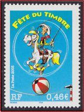 2003 FRANCE N°3546** Lucky Luke (Bandes dessinées) FETE DU TIMBRE MNH