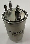 Mahle KL630 Fuel Filter to fits Vauxhall Meriva A 1.3 CDTi 07/2005