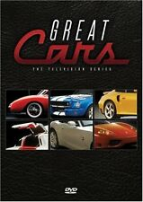 Great Cars . Corvette Mustang Cobra GT-40 Ferrari Porsche BMW . 6 DVD . NEU OVP