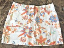 Express Women's Stretch Floral Skirt Size 1/2