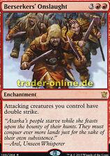 Berserkers 'Onslaught (Berserker-ruée) Dragons of tarkir Magic