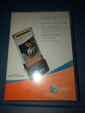 New listing At&T Sierra Wireless AirCard 881 Laptop Connect Card - New
