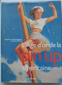 L'Âge d'or de la pin up américaine - Editions Taschen
