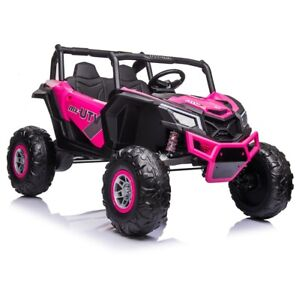 24V Beach buggy Infinity Electric Ride on car UTV - Pink - Pre Order ETA 25th Oc