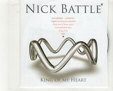 (GV300) Nick Battle, King Of My Heart - 2009 CD