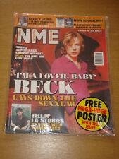 NME 1999 OCT 16 BECK TRAVIS SUPERGRASS MANICS SEALED