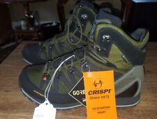 NWT Crispi Thor II GTX Mens US 9 No box $329.00 retail Hunter Hiking lady US 10