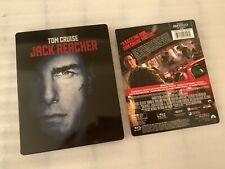 Jack Reacher Best Buy Bluray Steelbook w/ J-card