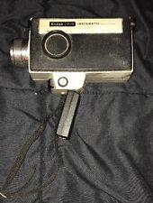 Vintage Kodak Super 8 M 28 Instamatic USA made movie camera untested used