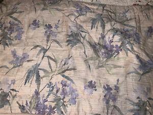 Croscill Bamboo And Iris King Pillow Shams New