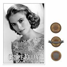 "13""×19"" Historic Decorative Art Poster: Grace Kelly Movie Actress Beauty Fashion"