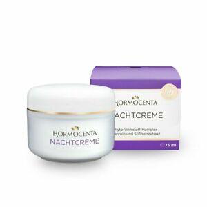 Hormocenta Nachtcreme hautregenerierend Night Cream mit Süßholzextrakt 75ml