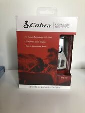 Cobra Radar/Laser Protection RAD 350 In-Vehicle Technology Filter (IVT) - NEW