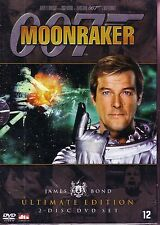 James bond, Moonraker - Edition Ultimate 2 DVD