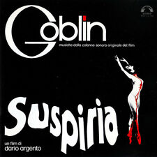 GOBLIN Suspiria  (180 gr.black vinyl) LP OST