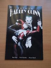 DC: BATMAN: HARLEY QUINN #1, ALEX ROSS COVER, 1ST PRT, SUPER HIGH GRADE, 1999!!!