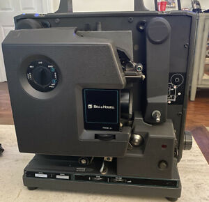 Bell & Howell 2585 16MM Sound Film Projector FilmoSound 16